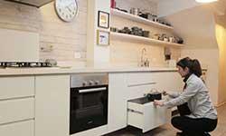Los muebles de cocina